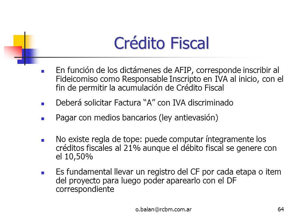 Crédito Fiscal