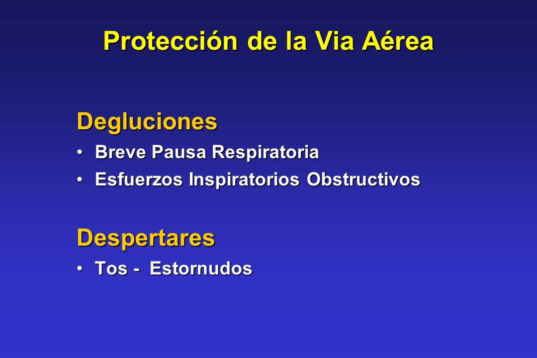 Protección de la Via Aérea