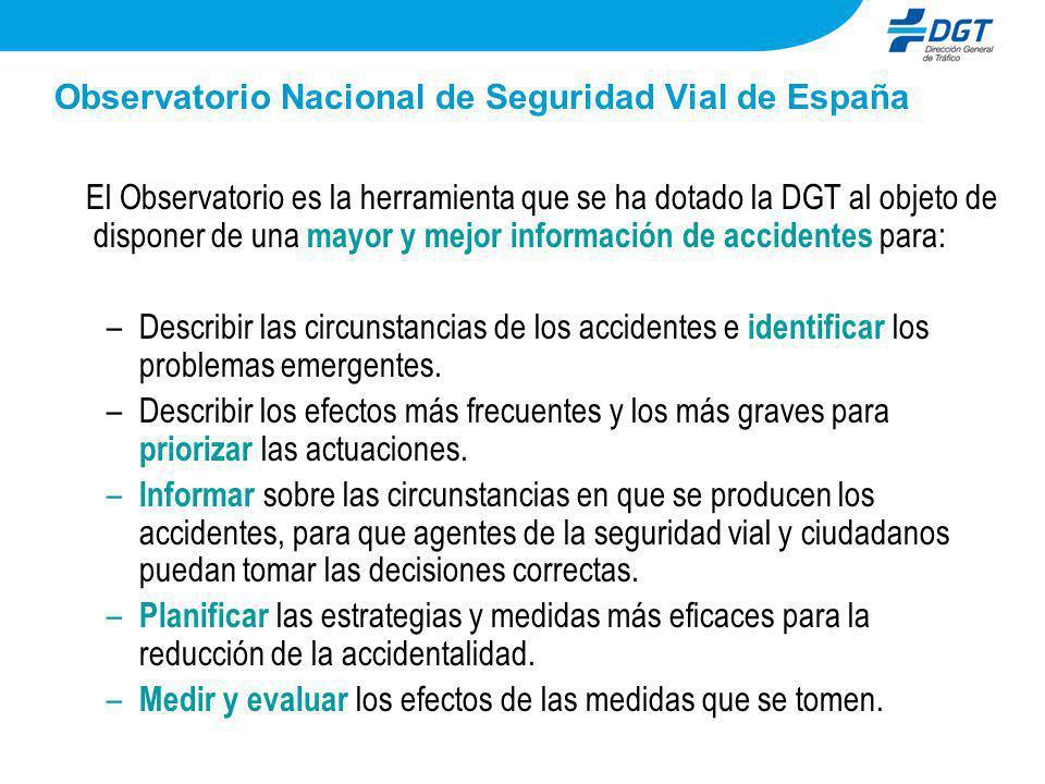Observatorio Nacional de Seguridad Vial de España