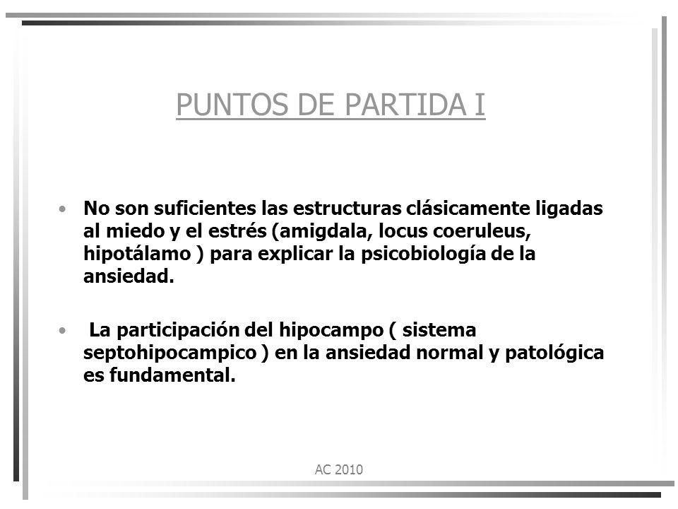 PUNTOS DE PARTIDA I