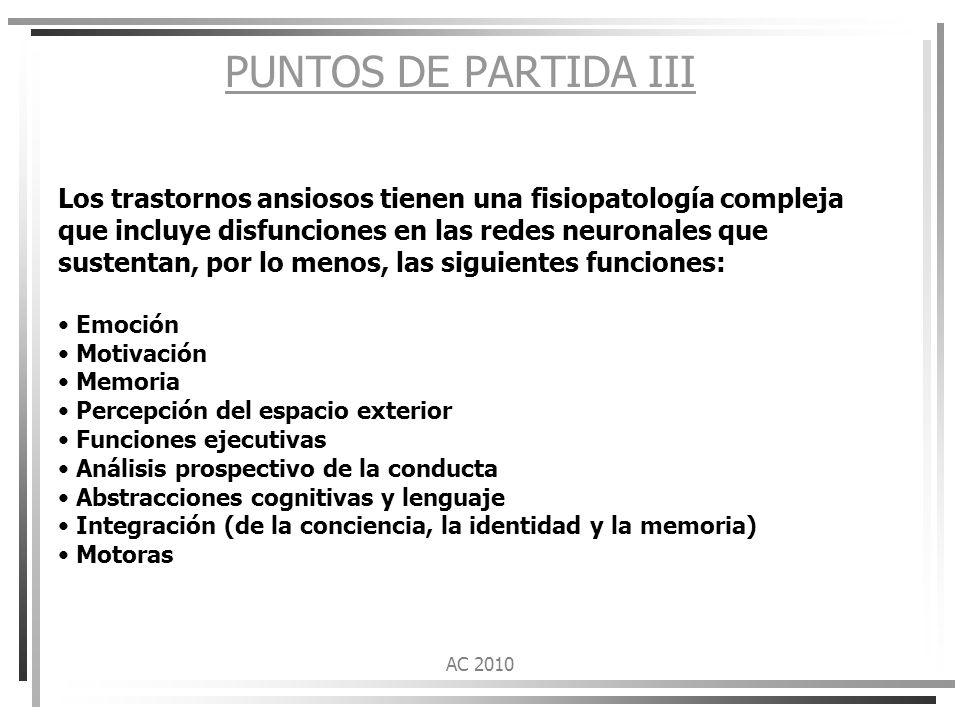 PUNTOS DE PARTIDA III