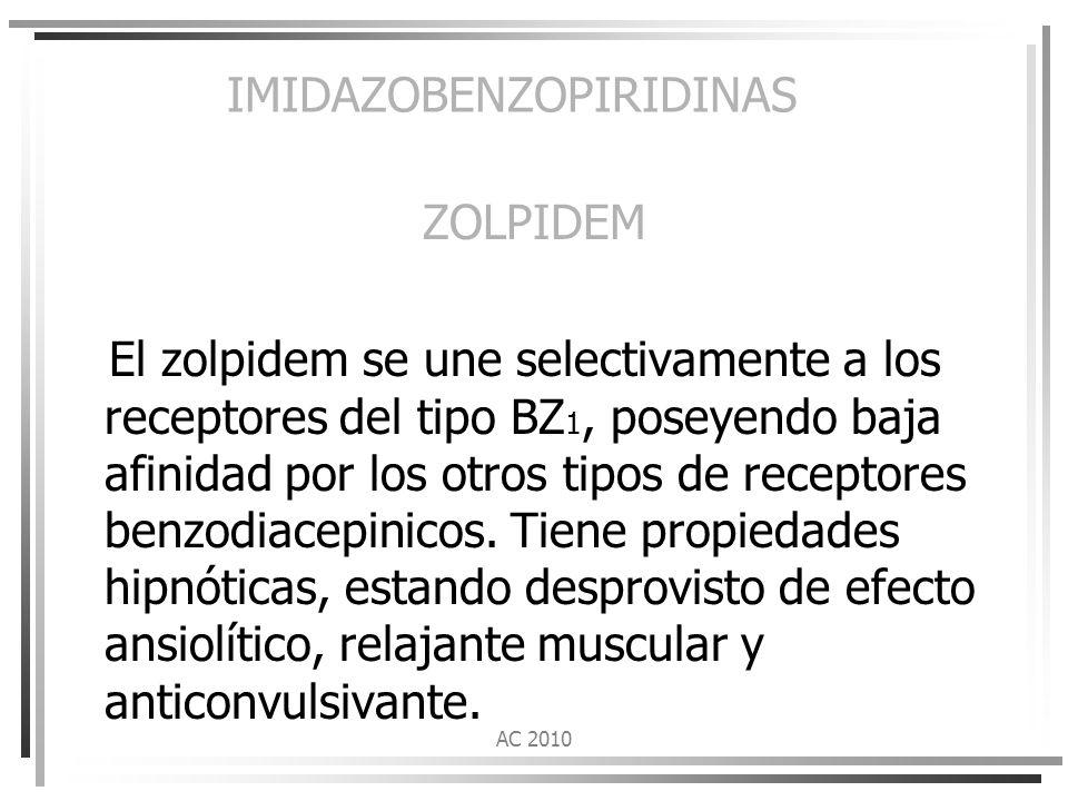 IMIDAZOBENZOPIRIDINAS