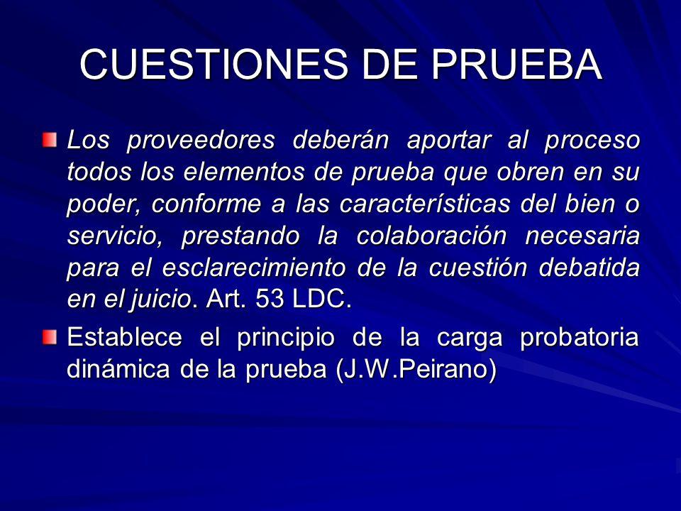 CUESTIONES DE PRUEBA
