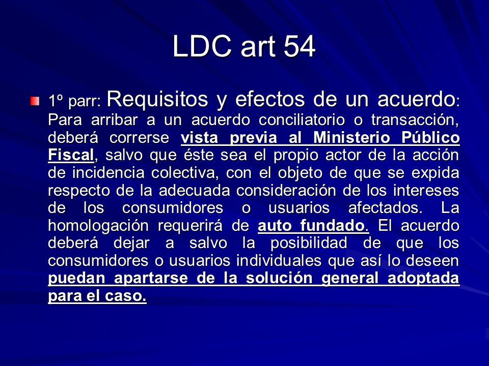 LDC art 54