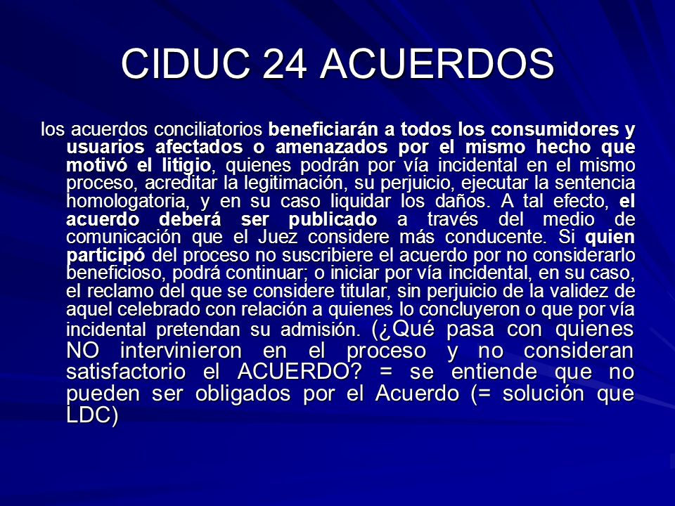 CIDUC 24 ACUERDOS