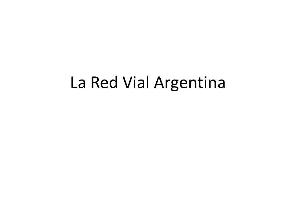La Red Vial Argentina