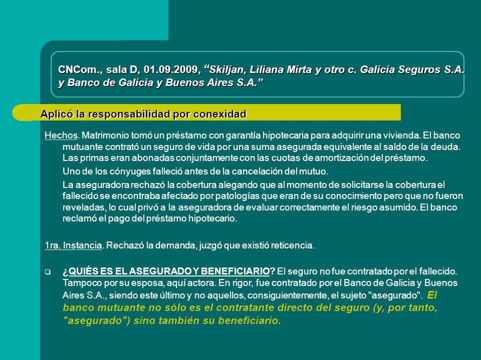 y Banco de Galicia y Buenos Aires S.A.