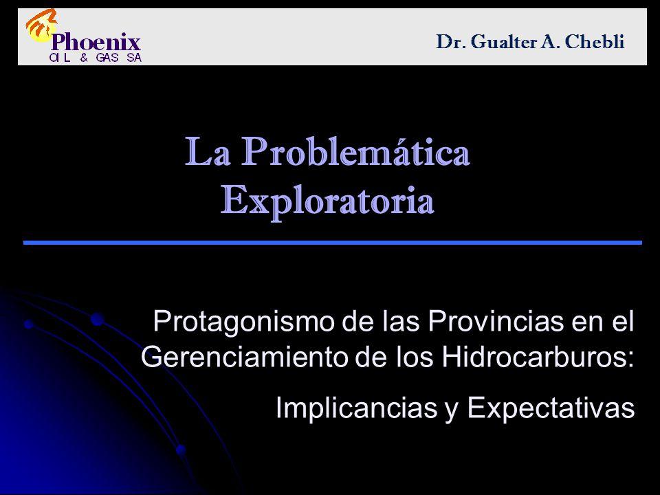 La Problemática Exploratoria