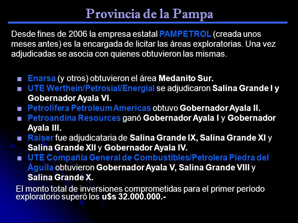 Provincia de la Pampa
