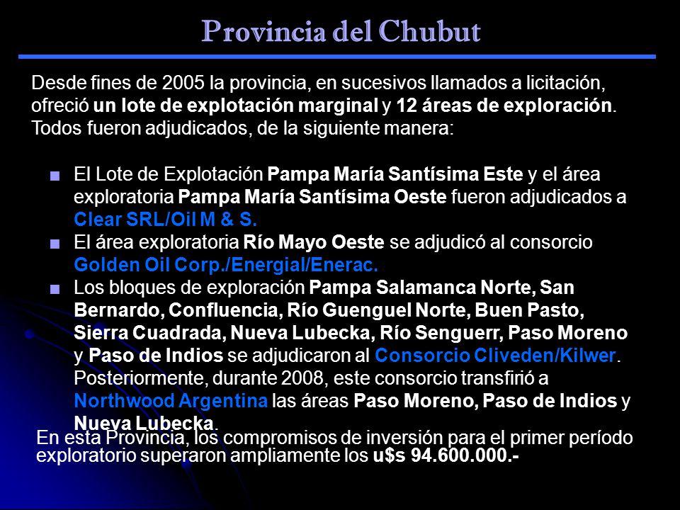 Provincia del Chubut