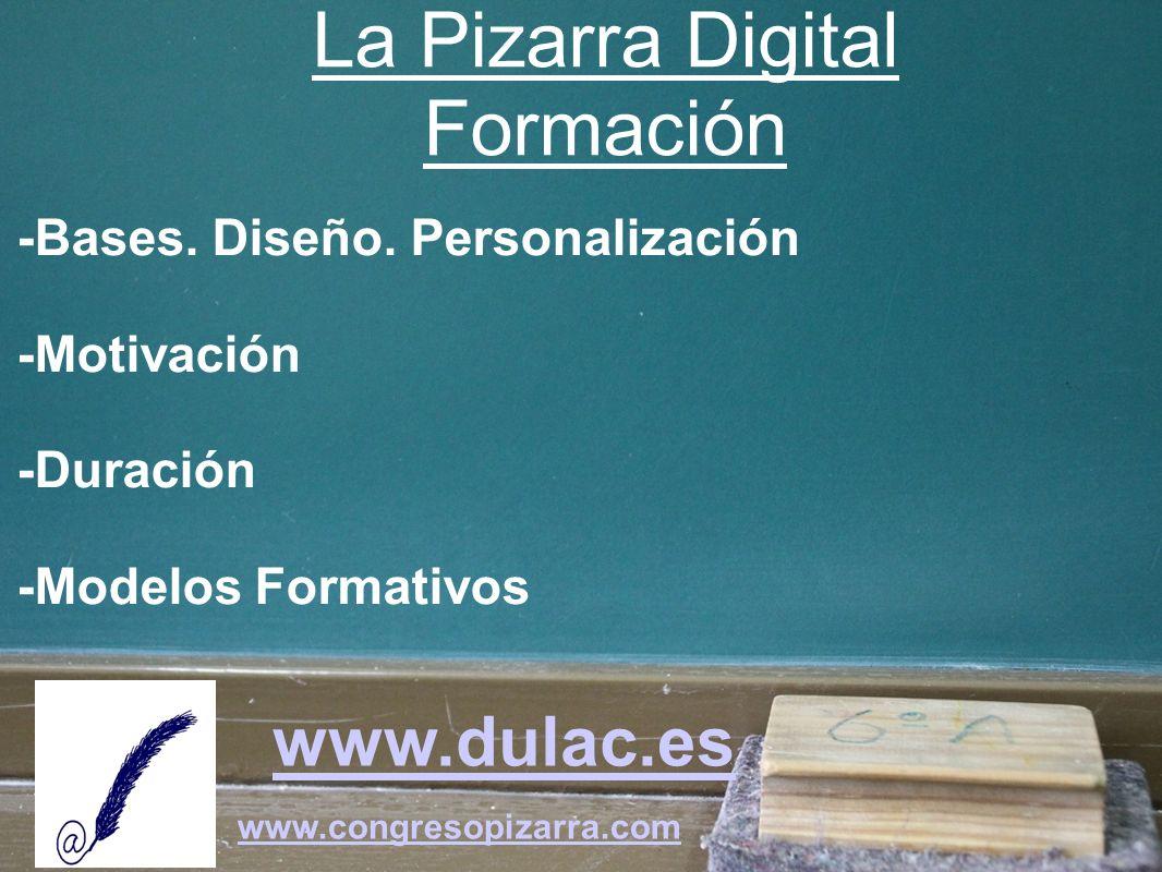 La Pizarra Digital Formación