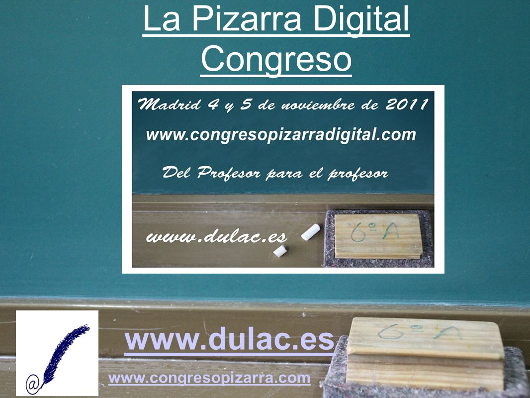 La Pizarra Digital Congreso