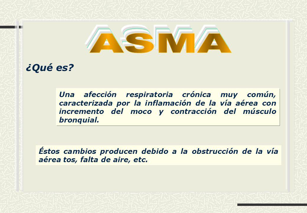 ASMA ¿Qué es
