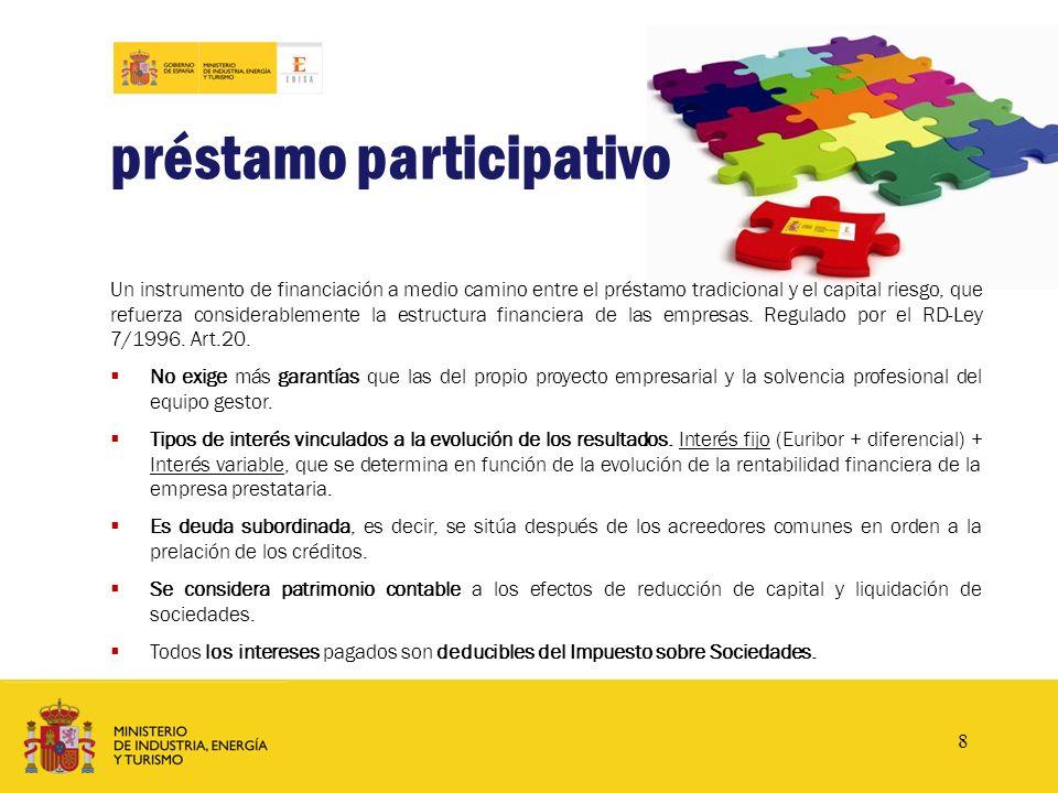 préstamo participativo