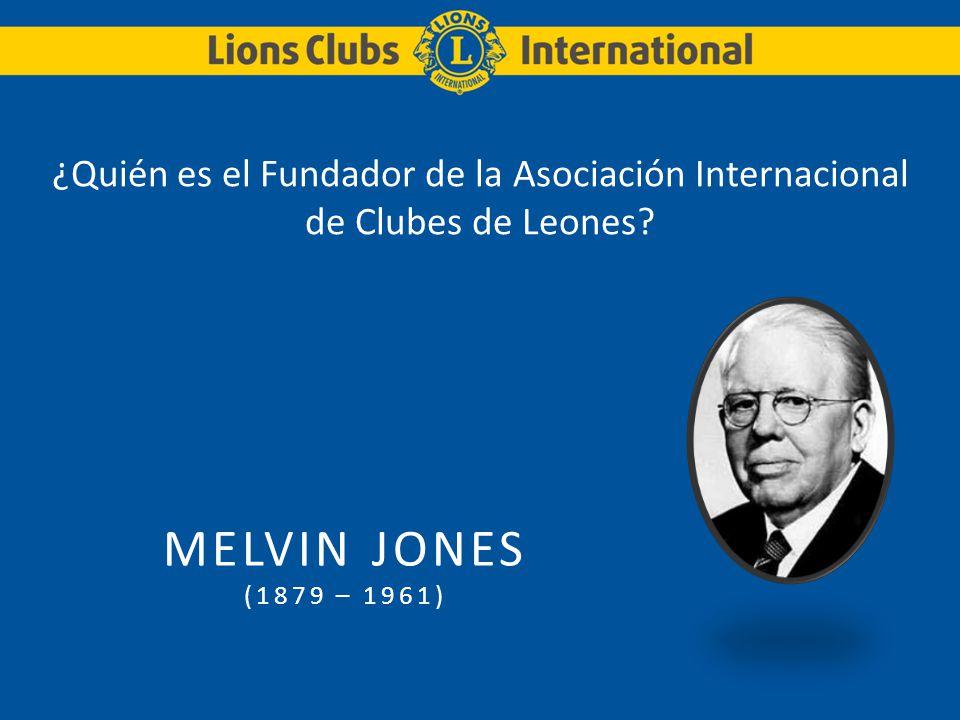 ¿Quién es el Fundador de la Asociación Internacional de Clubes de Leones