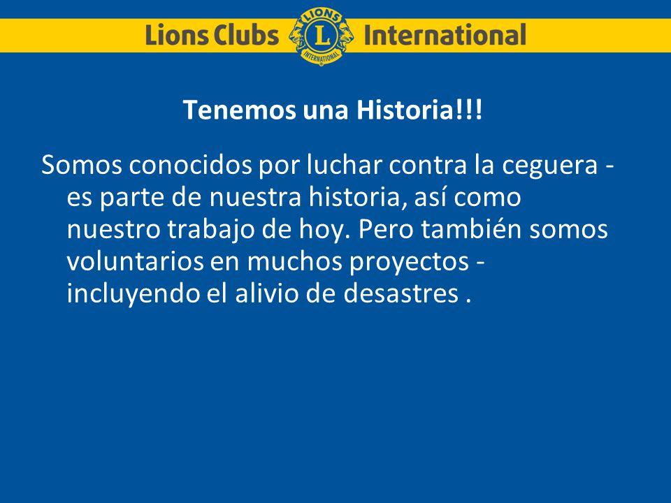 Tenemos una Historia!!!