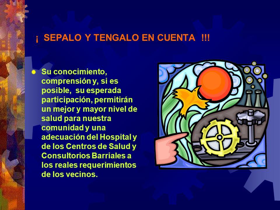 ¡ SEPALO Y TENGALO EN CUENTA !!!