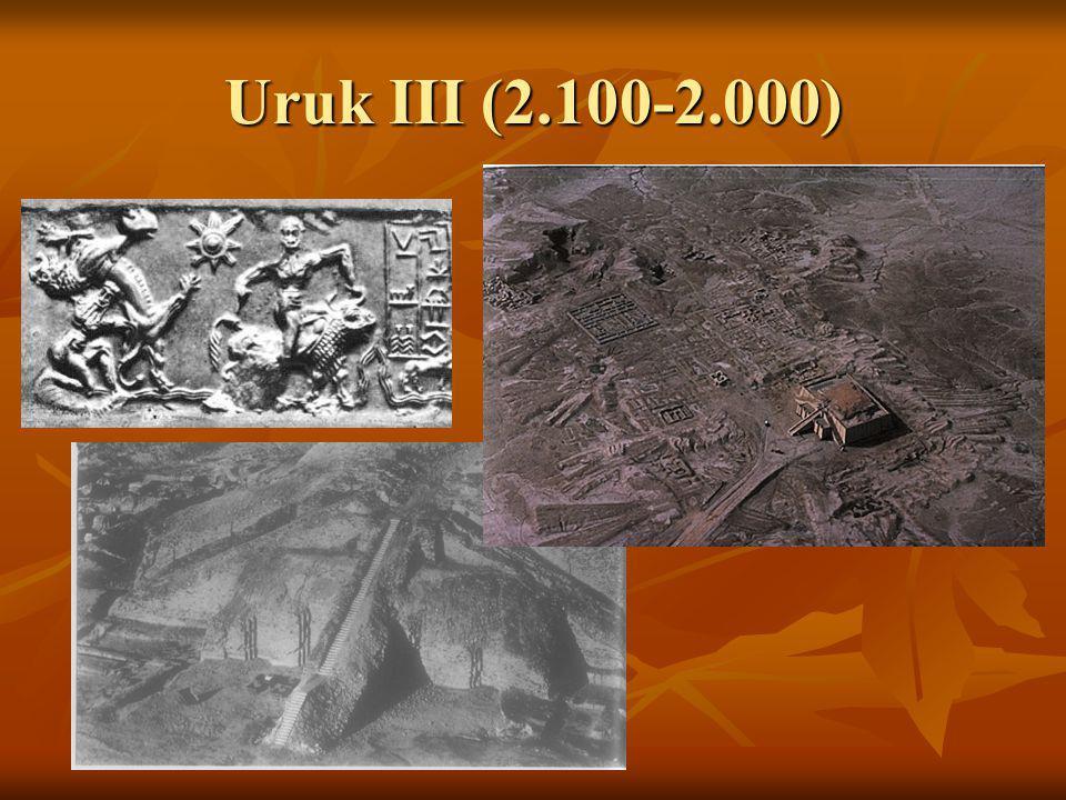 Uruk III (2.100-2.000)