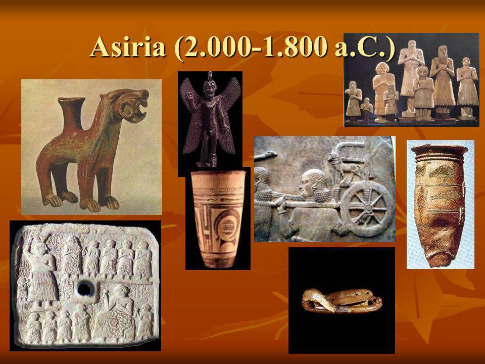 Asiria (2.000-1.800 a.C.)