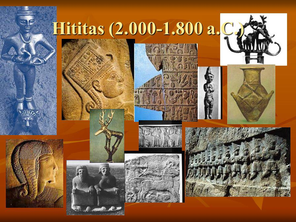Hititas (2.000-1.800 a.C.)