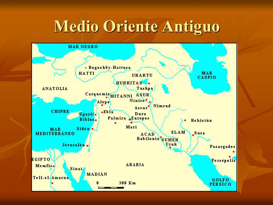Medio Oriente Antiguo