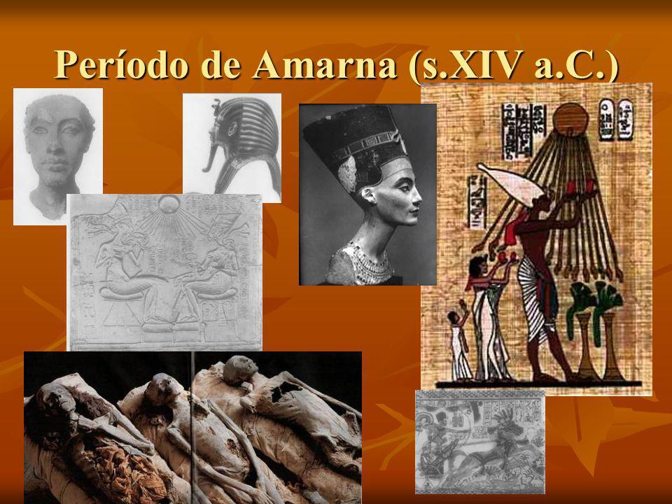 Período de Amarna (s.XIV a.C.)