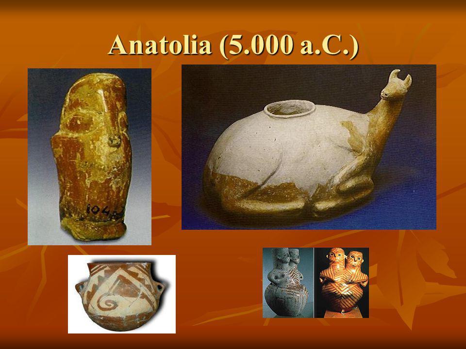 Anatolia (5.000 a.C.)