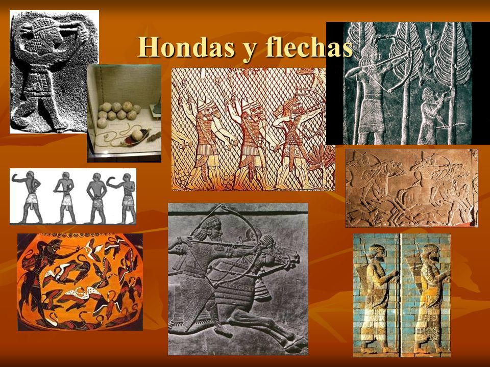 Hondas y flechas