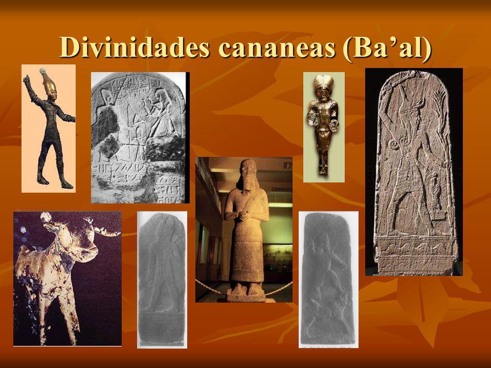 Divinidades cananeas (Ba'al)