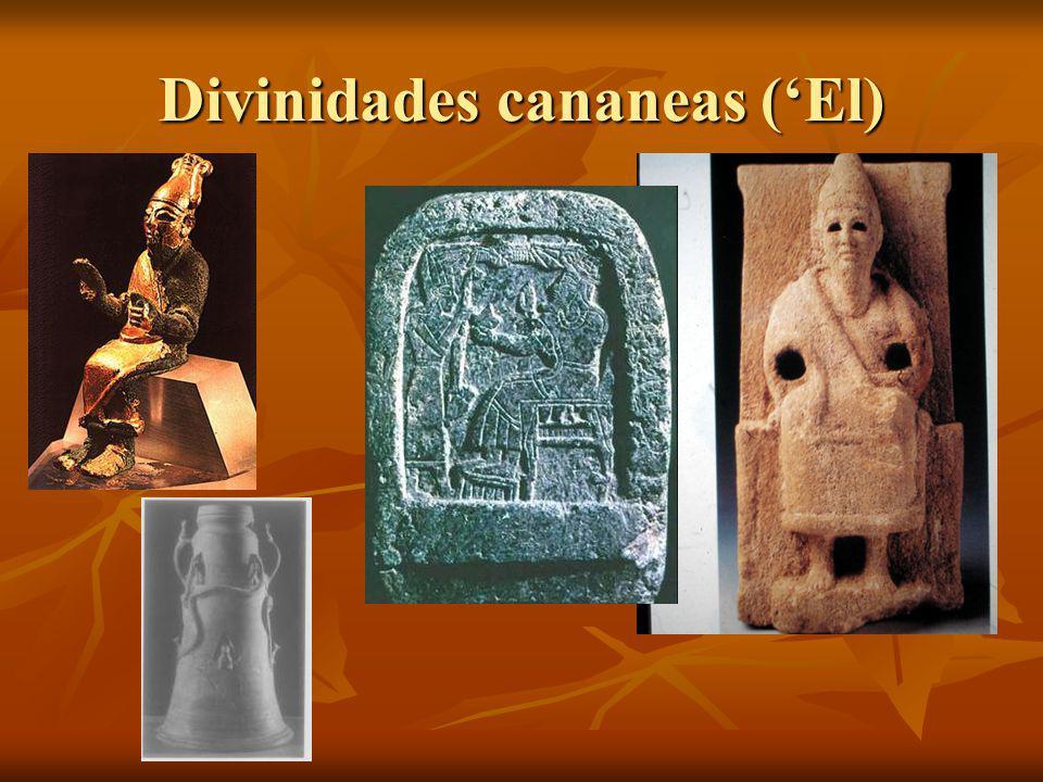 Divinidades cananeas ('El)