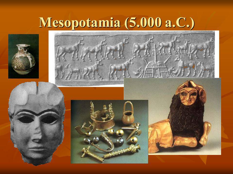 Mesopotamia (5.000 a.C.)