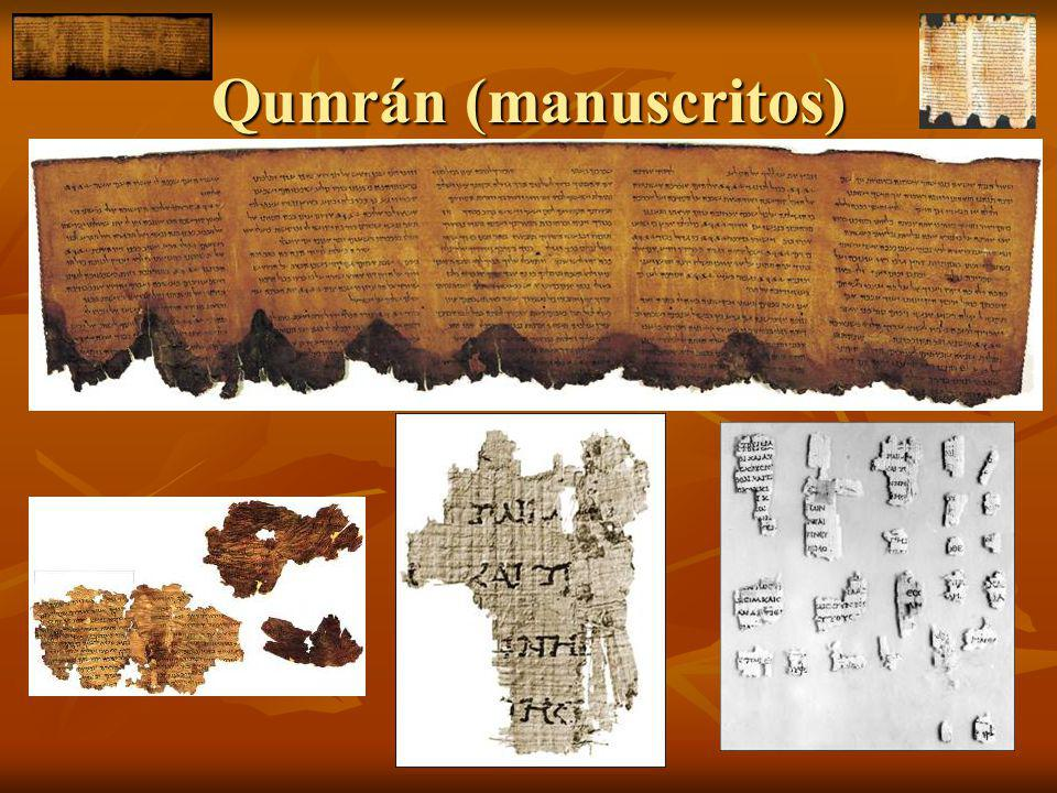Qumrán (manuscritos)