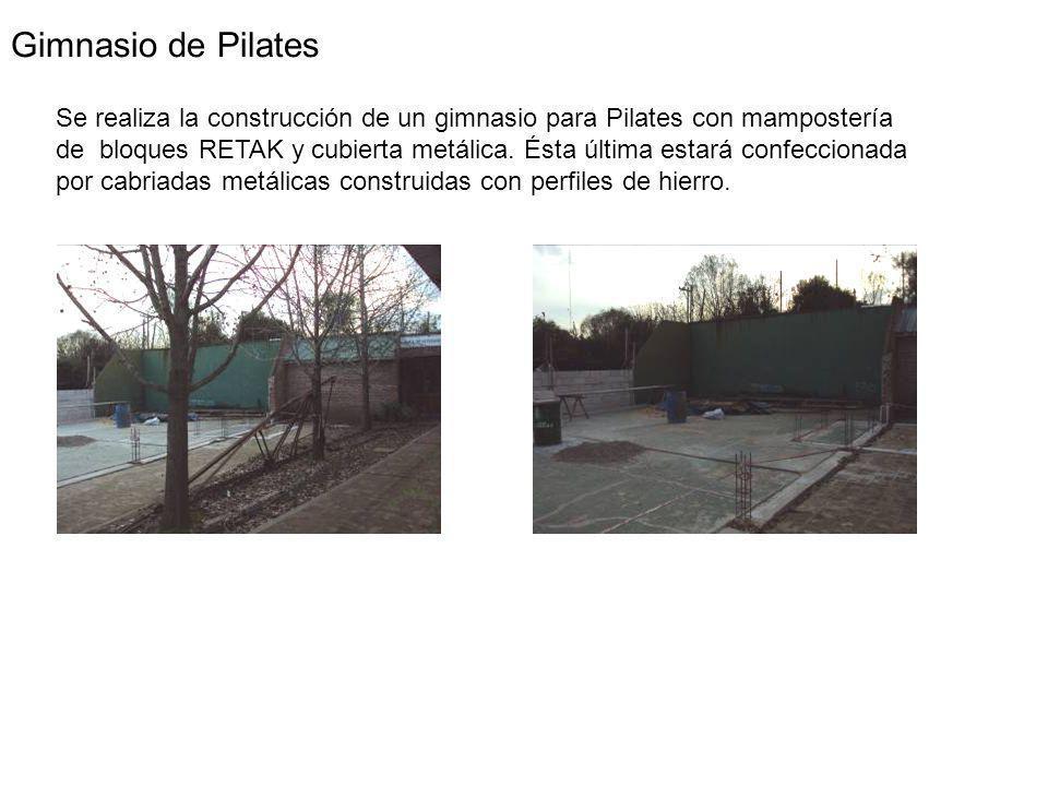 Gimnasio de Pilates
