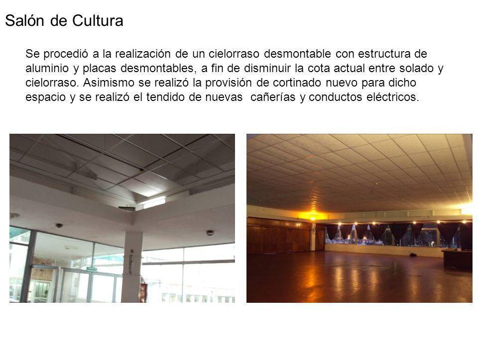 Salón de Cultura