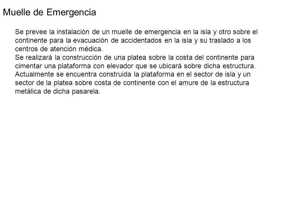 Muelle de Emergencia