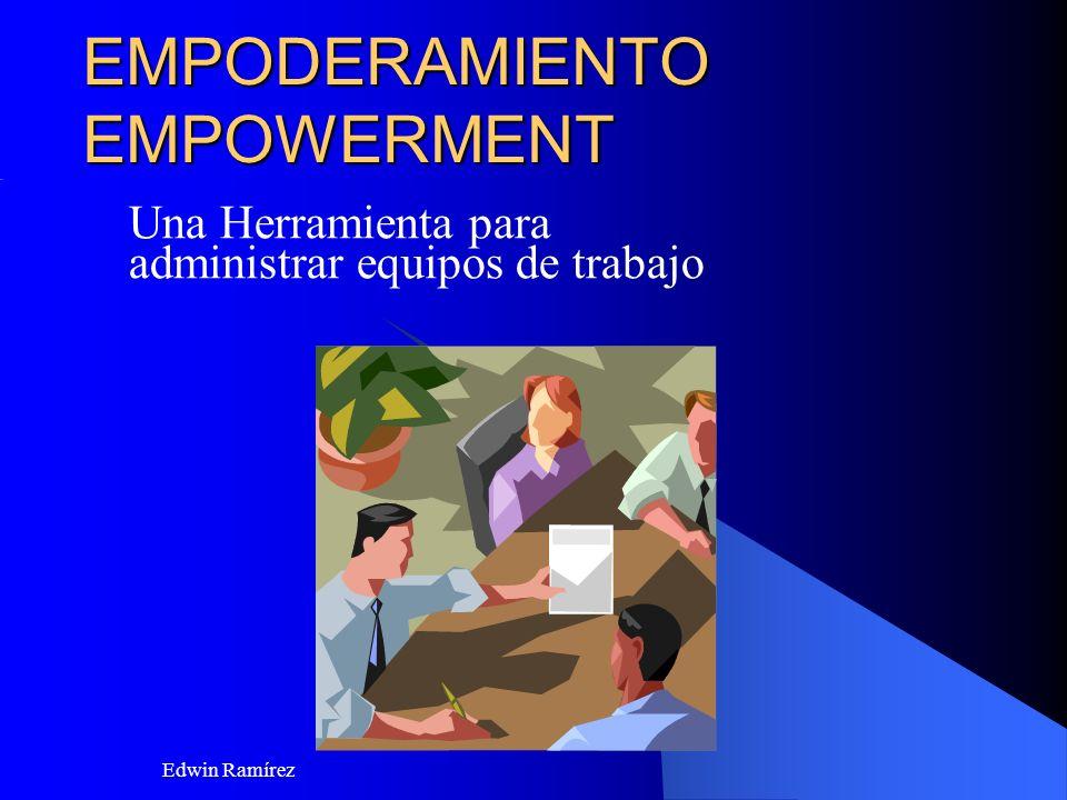 EMPODERAMIENTO EMPOWERMENT