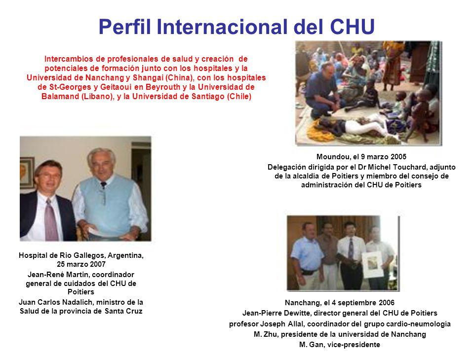 Perfil Internacional del CHU