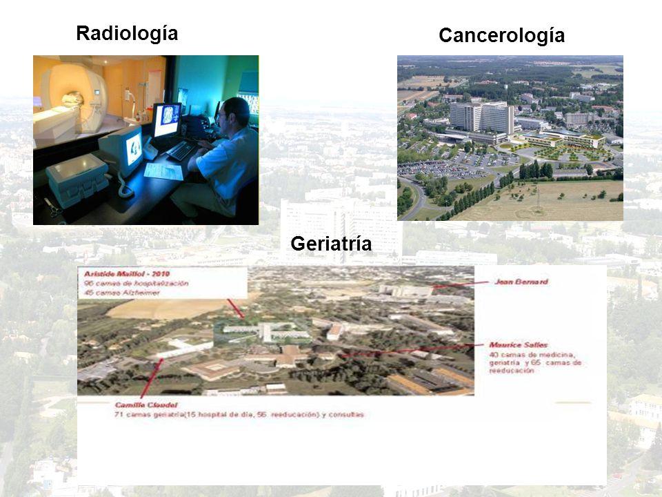 Radiología Cancerología Geriatría
