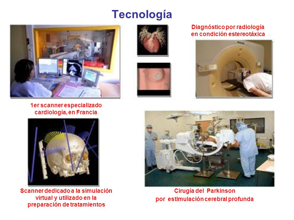 Tecnología Diagnóstico por radiología en condición estereotáxica