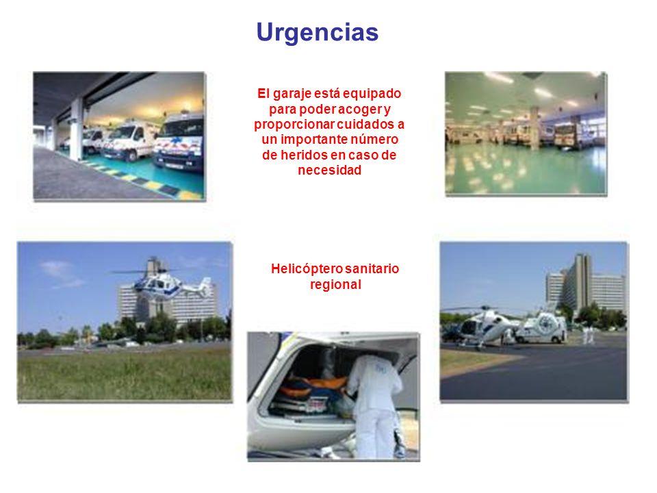 Helicóptero sanitario regional