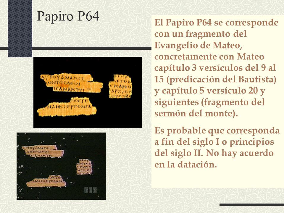 Papiro P64