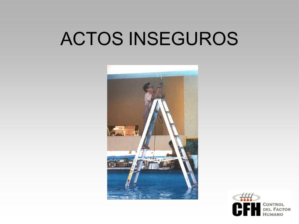 ACTOS INSEGUROS