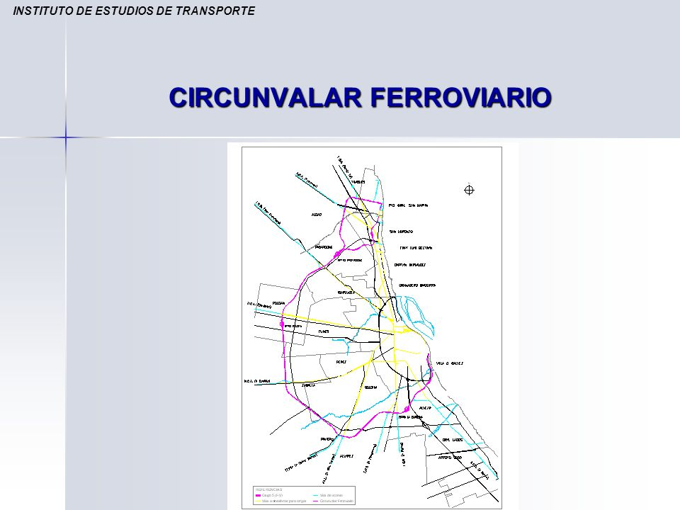 CIRCUNVALAR FERROVIARIO