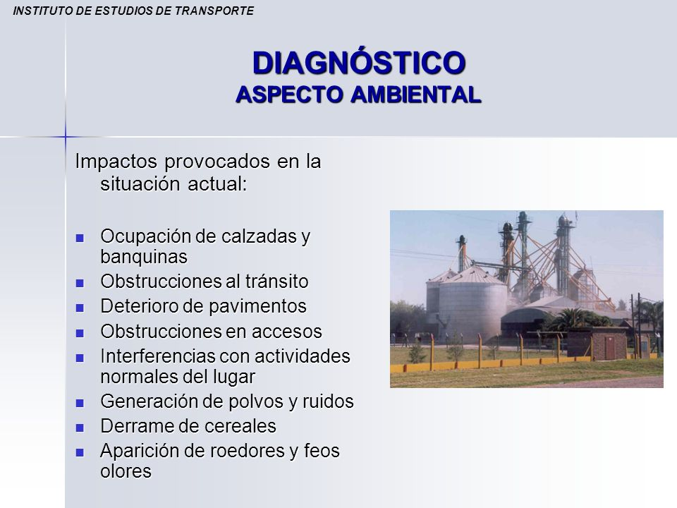 DIAGNÓSTICO ASPECTO AMBIENTAL