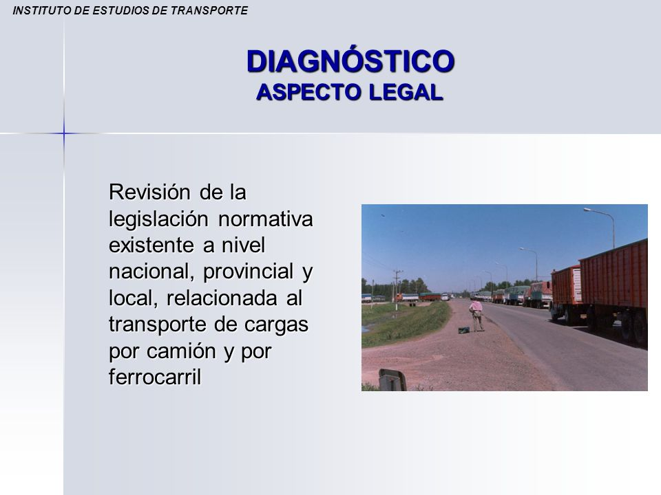 DIAGNÓSTICO ASPECTO LEGAL