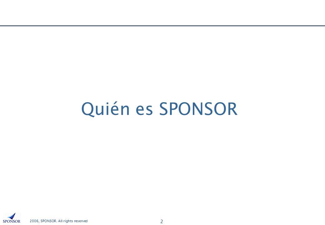 Quién es SPONSOR Assessoria à Integração do BSC na Corticeira Amorim