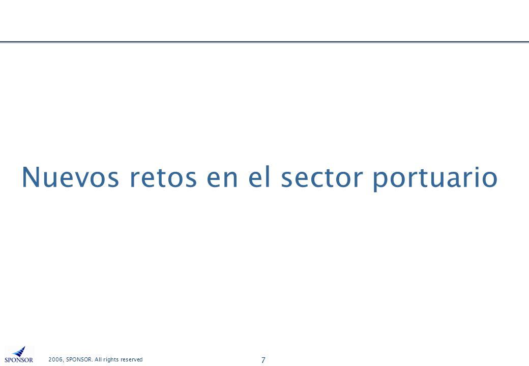 Nuevos retos en el sector portuario