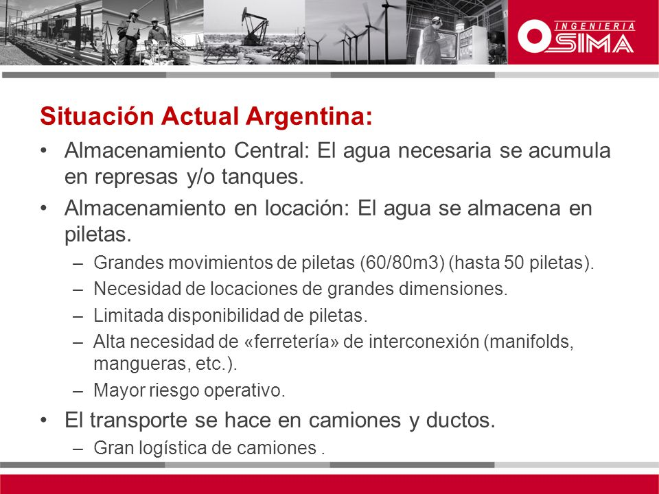 Situación Actual Argentina: