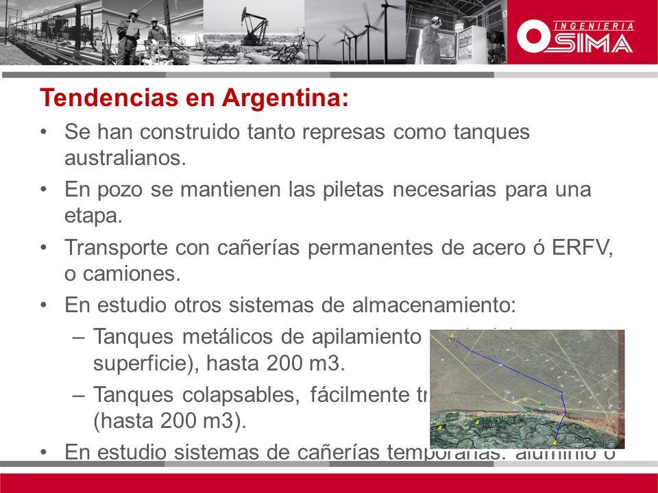 Tendencias en Argentina: