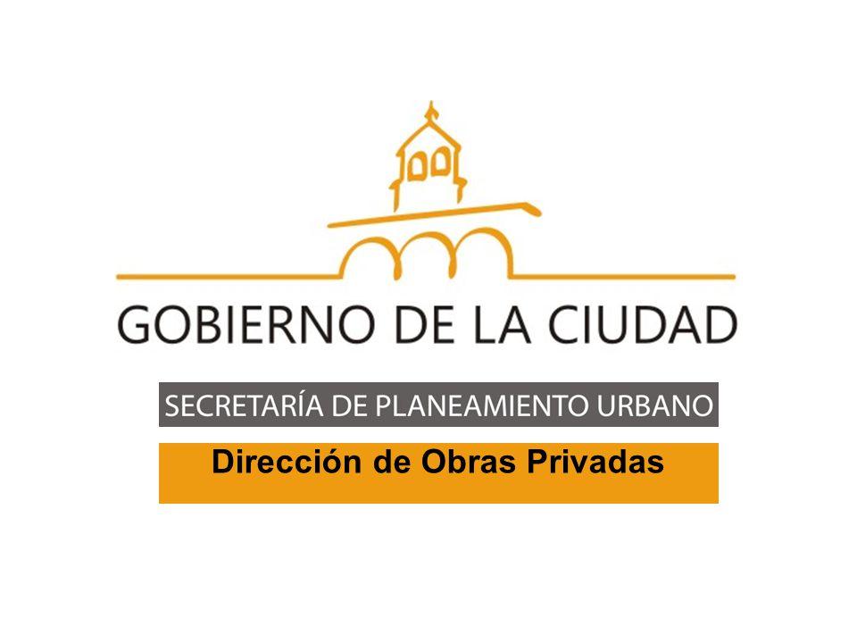 Dirección de Obras Privadas